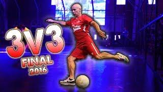 FINAL 3v3 NETHERLANDS VS DENMARK - WSSC