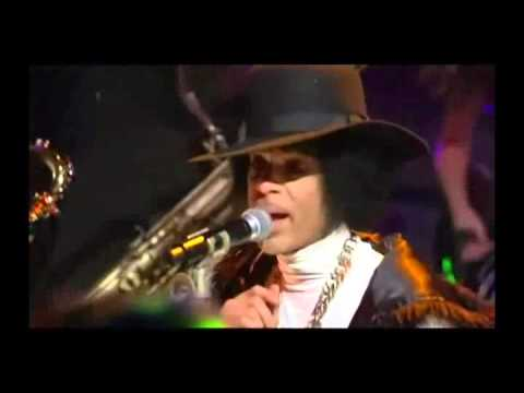 Prince - Mutiny from Arcenio Hall Show 2014