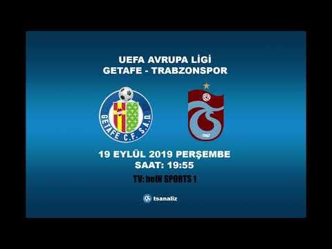 Getafe - Trabzonspor maçı perşembe günü saat 19:55'te beIN Sports'ta