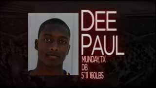 Dee Paul: 2013 FB NSD