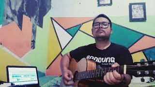 Adjie cover Dawai Asmara (Rhoma Irama) akustik
