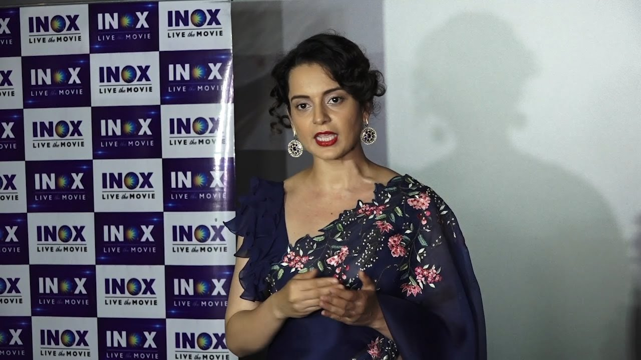 Kangana Ranaut threatens Bollywood over Manikarnika boycott
