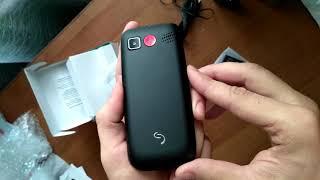Обзор телефона Sigma mobile Comfort 50 Elegance3 из Rozetka