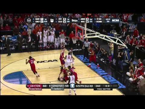Ohio State vs. Dayton: Dayton upsets Ohio State – 2014 March Madness