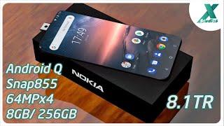 Nokia 8.2 5G - 4 cam 64MP, 8GB, S855 từ 8.1tr