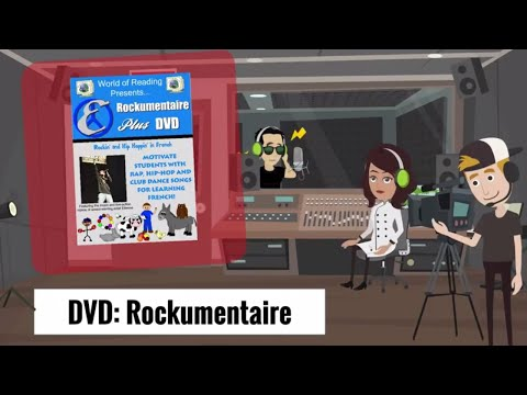 Rockumentaire PLUS DVD - Étienne  - DVD preview with video clips