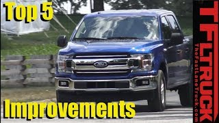 Watch This Before You Buy A New 2018 Ford F-150