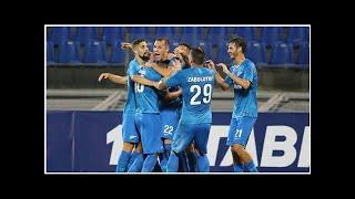 Europa-League-Quali: Zenit St. Petersburg macht 0:4 mit 8:1 wett
