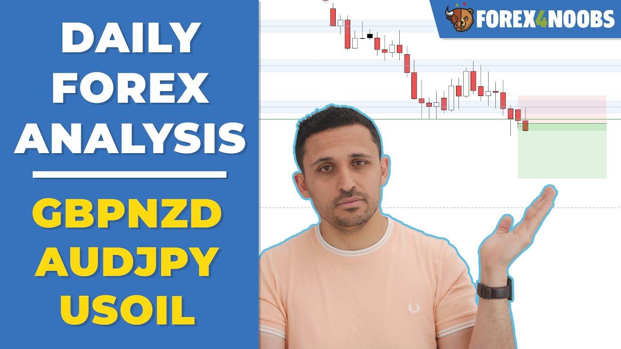 2 GBP Trades, EURCHF Reversal + 3 AUD Setups! (Forex Analysis 2020-06-23)