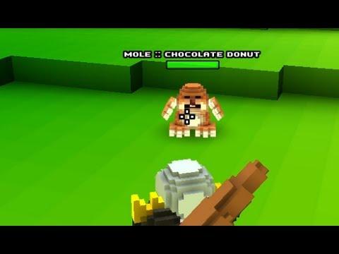 Cube World Mod: Pet Food - YouTube