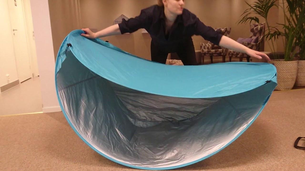 uv tält med pool