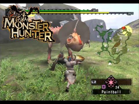 Monster Hunter (PS2) Throwback Thursdays
