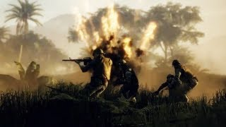 Battlefield: Bad Company 2 Vietnam - TGS 2010 Trailer