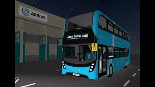 Apsley - District Bus Simulator V3.5 Route 723 . Arriva Connectant Roblox