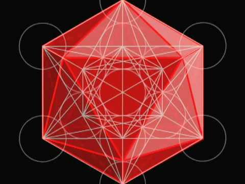 Sacred Geometry 101E: Metatron's Cube