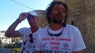 Puglia a piedi: partenza da Termoli
