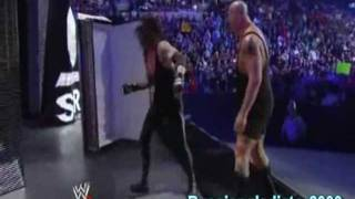Survivor Series 2008-Undertaker Vs Big Show Highlights