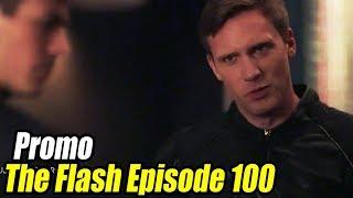 The Flash 5x08 Promo (Sub Español) Episode 100th - SAVITAR, ZOOM Y REVERSE FLASH