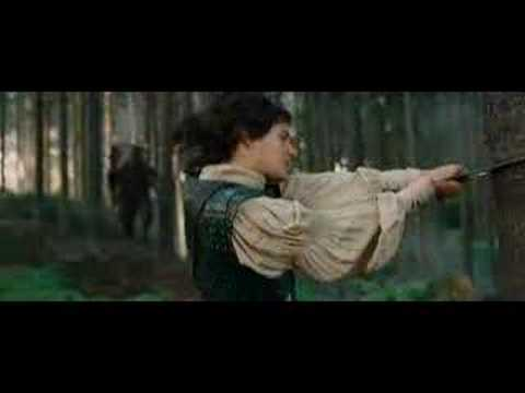 Prince Caspian Clip: You're Not What I Expected