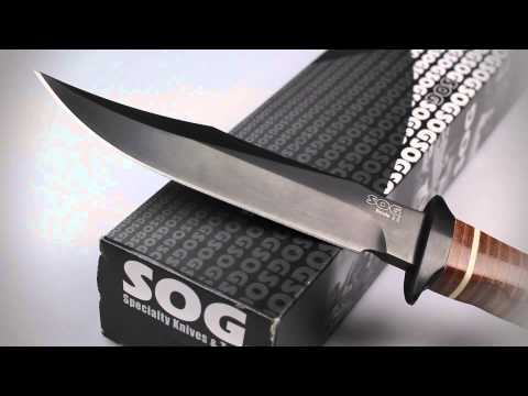 SOG Bowie 2.0 Review | Knifehog