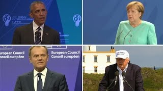 How the world reacted to Brexit