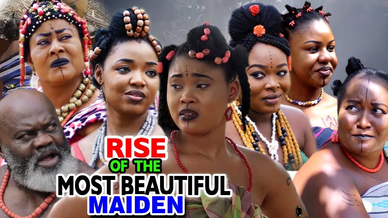 Download Rise Of The Most Beautiful Maiden Season 3&4 - (Ebere Okaro) 2019 Latest Nollywood Epic Movie