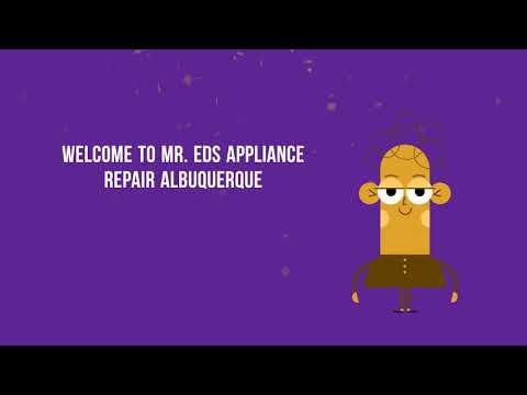 Mr. Eds Appliance Repair - Kenmore Dishwasher Repair in Albuquerque