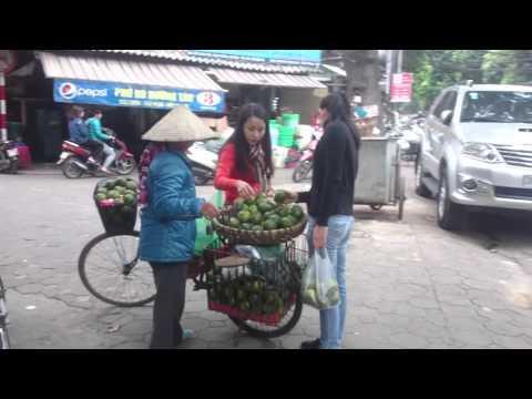 Streets of Hanoi. December