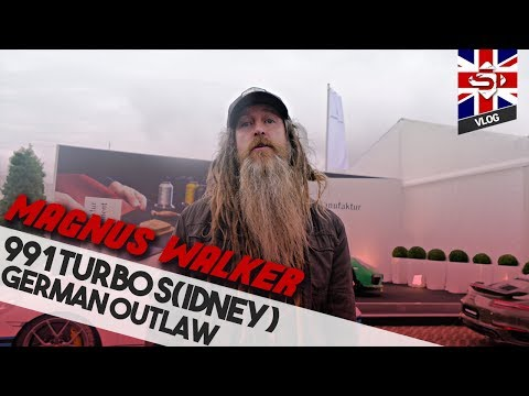 Treffen mit Magnus Walker am Nürburgring   991 Turbo S(idney)   VLOG #26   Sidney Industries