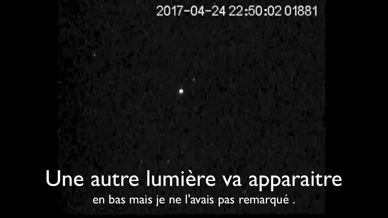 2 ovni ufo le 24 avril 2017 youtube. Black Bedroom Furniture Sets. Home Design Ideas