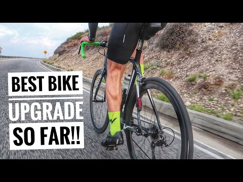 NEW CARBON WHEELS, The best upgrade for your bike! (first ride & comments)