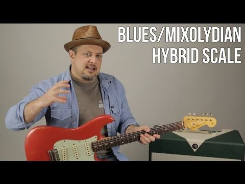 Lead Guitar Soloing: Mixing Major and Minor With Mixolydian and The Blues Scale