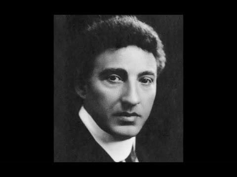 Josef Lhevinne plays Chopin Heroic Polonaise, op. 53 - live 1935