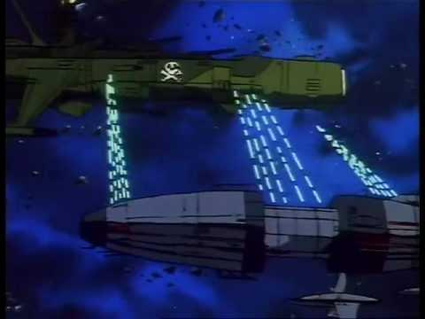 Albator 84 _ Extrait de l'épisode 4