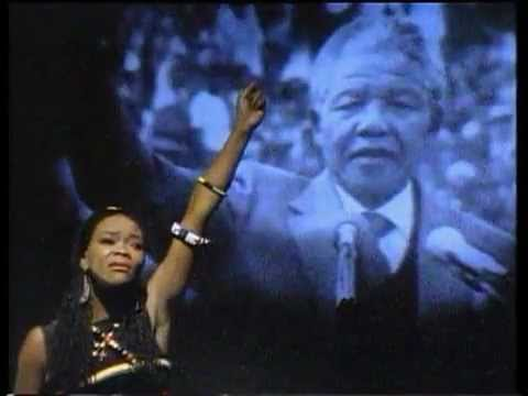 Brenda Fassie - Black President (Dedicated to Nelson Mandela