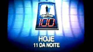 Chamada 1 Contra 100 - Sbt 23:15 Quarta ...