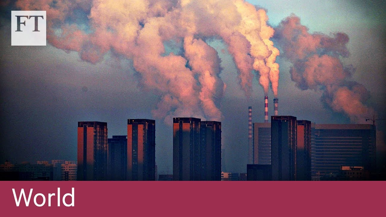 China growth stokes greenhouse emissions