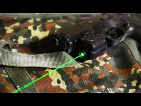 Crimson Trace Laser Sights Review