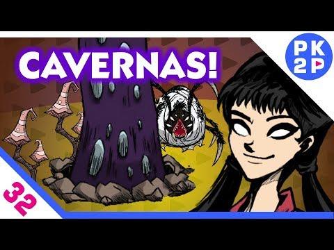 Don't Starve: Finalmente explorando as Cavernas! DS#32