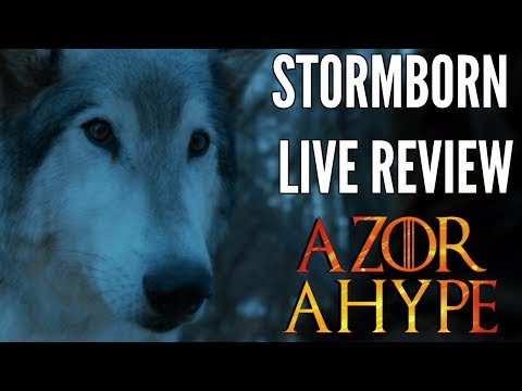 Game of Thrones Season 7 Episode 2 Stormborn Live Chat Review!