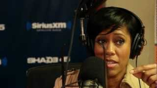 REGINA KING SHARES MEMORIES OF WORKING W/ ICE CUBE & TUPAC #SWAYINTHEMORNING