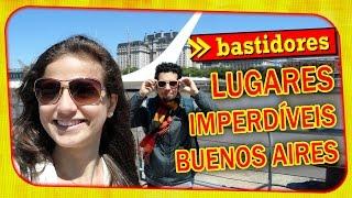 Viagem para Argentina: daily vlog em Buenos Aires