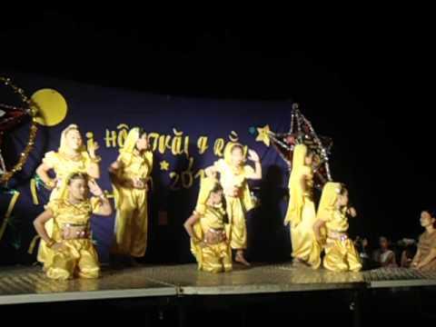 Múa Ấn Độ - Vui Hội Trăng Rằm