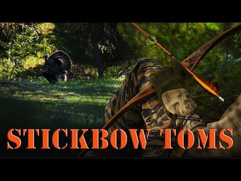 Traditional Bow Hunting Turkey  – 2019 Turkey Season