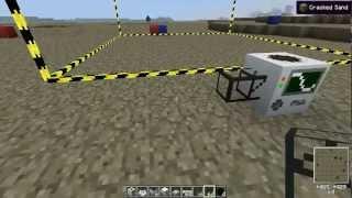 FTB Tutorial 1 - Quarry com Solar Panels