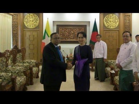بورما وبنغلادش توقعان اتفاقا لبدء إعادة اللاجئين الروهينغا إلى بلادهم خلال شهرين  - نشر قبل 14 ساعة