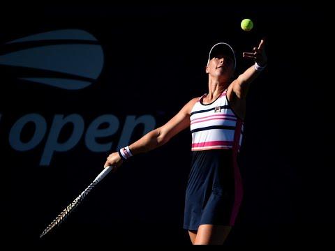 Anastasia Pavlyuchenkova Vs. Kiki Bertens   US Open 2019 R2 Highlights