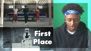 Dope Collab!! 🔥 | Marshmello x SOB X RBE - First Place | REACTION
