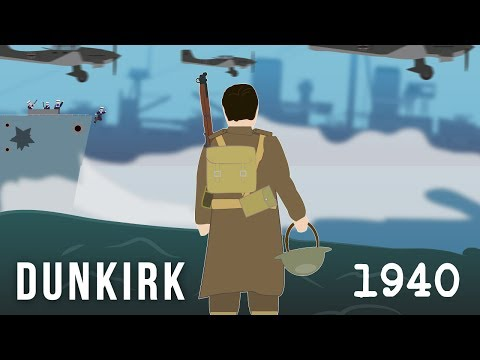 Dunkirk Evacuation (1940)