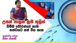 උපත් පාලන ක්රම තුලින් ඩිම්බ මෝරන්නේ නැති තත්වයට පත් විය හැක| Piyum Vila | 24-09-2019 | Siyatha TV Thumbnail